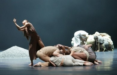 Evening of one-act ballets: Sacre. Concerto DSCH