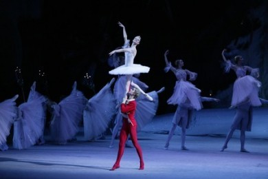 "Peter Tchaikovsky ""The Nutcracker"" (ballet in two acts)"