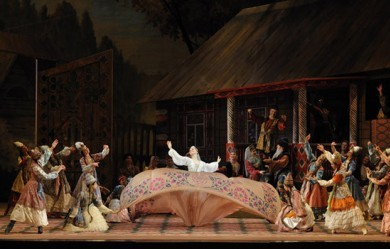 """Shurale"" (ballet in three acts and four scenes) Farid Yarullin <BR>"