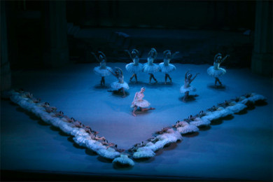 "Peter Tchaikovsky ""Swan Lake"" (fantasy ballet in three acts (four scenes))"