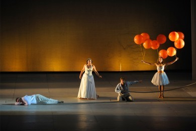 The Love for Three Oranges (opera in a prologue and four acts)