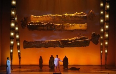"""Das Rheingold"" (the preliminary evening of the tetralogy ""Der Ring des Nibelungen"")"