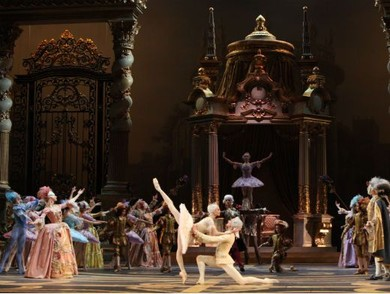 """Peter Tchaikovsky ""Sleeping Beauty"" (ballet-fierie in three acts with a prologue and apotheosis)"""