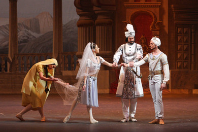 """Ludwig Minkus ""La Bayadere"" (ballet in 3 acts)"""