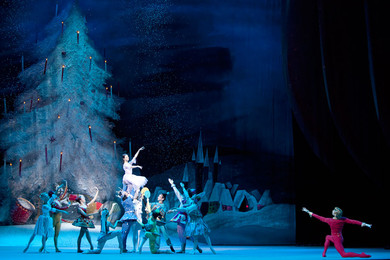"""Peter Tchaikovsky ""The Nutcracker"" (ballet in three acts with an epilogue). Choreography by Vasily Vainonen"""