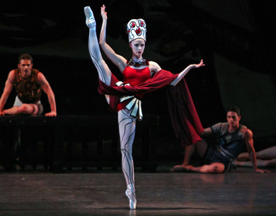 """Evening of one-act ballets to music by Sergei Prokofiev choreographed by Maxim Petrov and Anton Pimonov"""