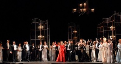 """Giuseppe Verdi ""La Traviata"" (opera in three acts, four scenes) - concert performance"" Opera"