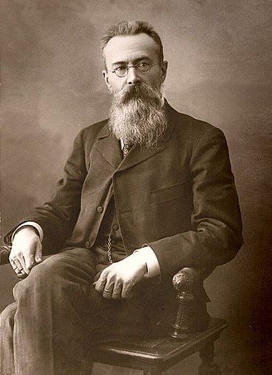 """N. Rimsky-Korsakov ""The Tsars Bride"" (Opera in concert in four acts)"""