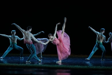 """Ilia Zhivoy ""SeasonS"" ballet in two acts to the music of Max Richter"" Ballet<BR>"