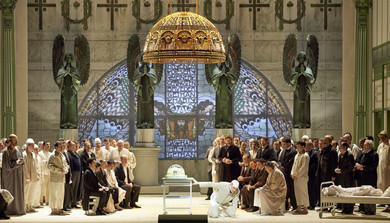 """Richard Wagner ""Parsifal"" festive opera-mystery in three acts."" Opera<BR>"