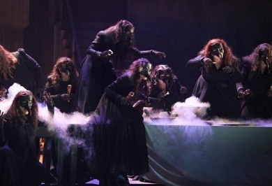 "Giuseppe Verdi ""Macbeth"" (opera in four acts)"