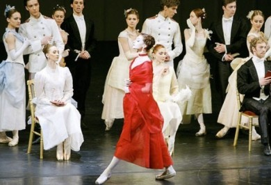 Anna Karenina (ballet in two acts after the novel by Lev Tolstoy)