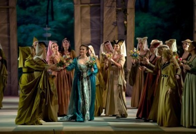 Iolanta (one act opera)